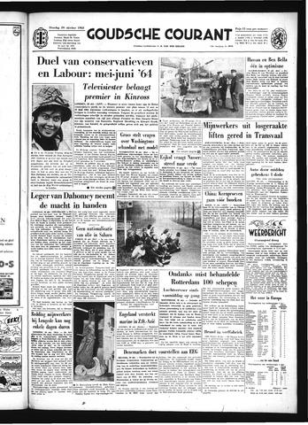 Goudsche Courant 1963-10-29