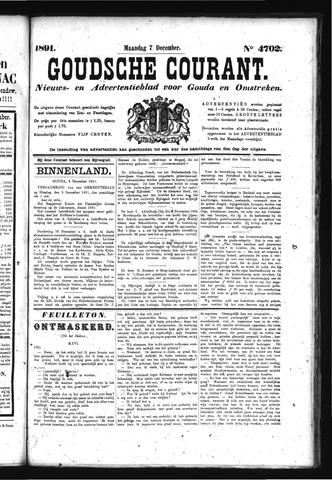 Goudsche Courant 1891-12-07