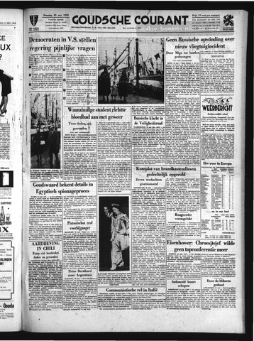 Goudsche Courant 1960-05-23
