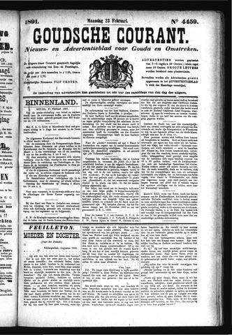 Goudsche Courant 1891-02-23