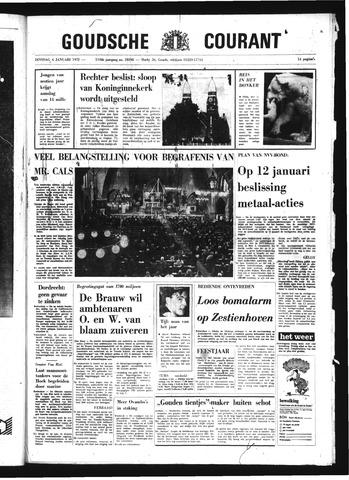Goudsche Courant 1972-01-04