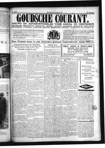 Goudsche Courant 1937-11-13