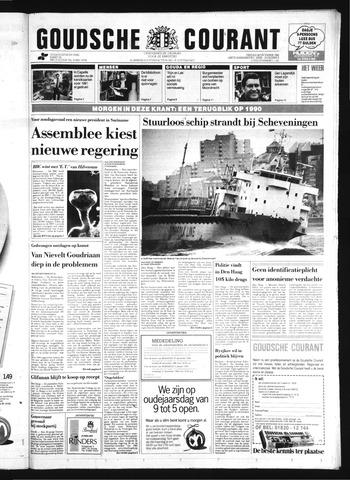 Goudsche Courant 1990-12-28
