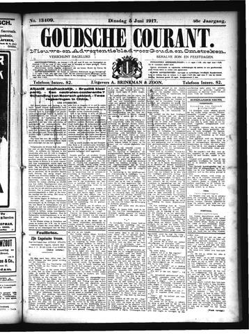 Goudsche Courant 1917-06-05