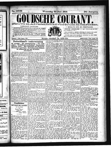 Goudsche Courant 1919-06-25