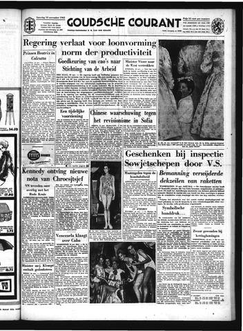 Goudsche Courant 1962-11-10