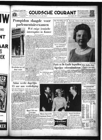 Goudsche Courant 1962-04-27
