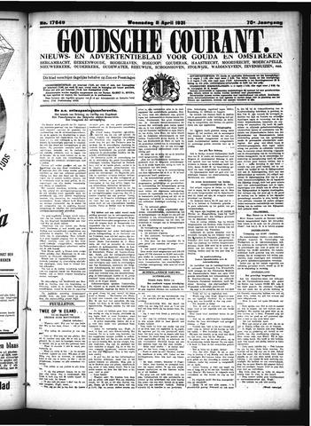 Goudsche Courant 1931-04-08