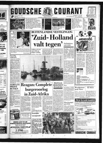 Goudsche Courant 1986-06-14