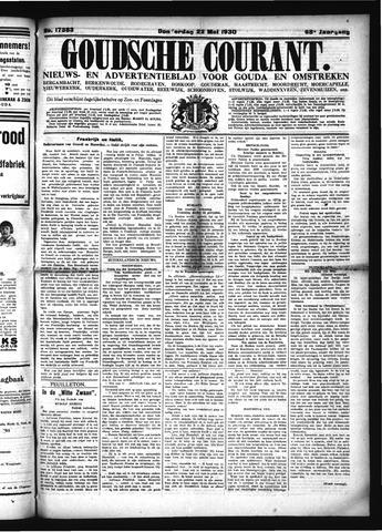 Goudsche Courant 1930-05-29
