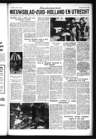 Schoonhovensche Courant 1963-02-04