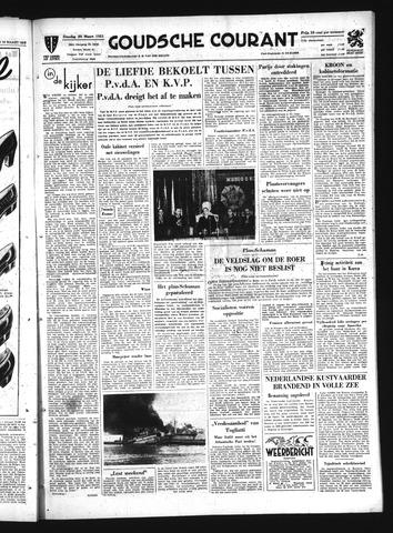 Goudsche Courant 1951-03-20