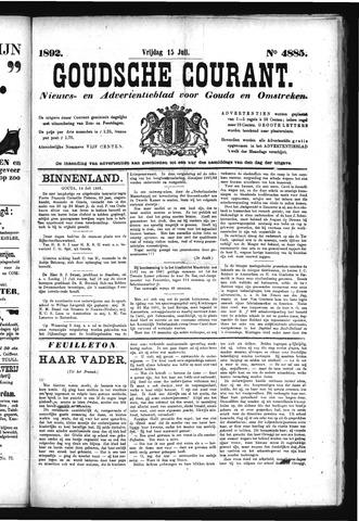 Goudsche Courant 1892-07-15