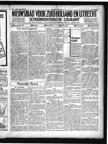 Schoonhovensche Courant 1935-05-13