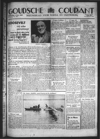 Goudsche Courant 1940-11-06