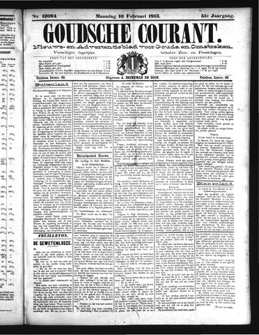 Goudsche Courant 1913-02-10