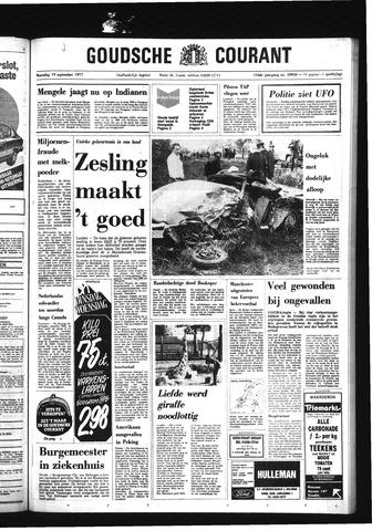 Goudsche Courant 1977-09-19