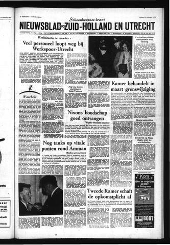Schoonhovensche Courant 1970-02-20
