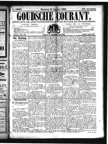 Goudsche Courant 1916-01-31