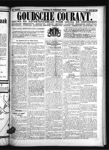 Goudsche Courant 1933-02-17