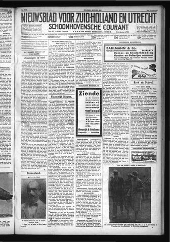Schoonhovensche Courant 1931-10-09