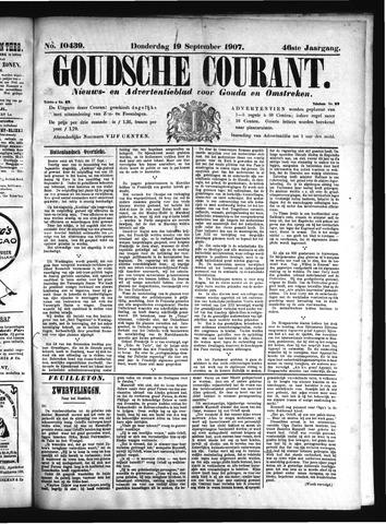 Goudsche Courant 1907-09-19