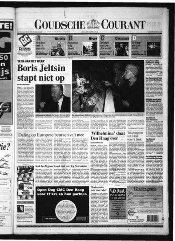 Goudsche Courant 1998-08-29