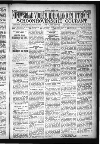 Schoonhovensche Courant 1929-03-13