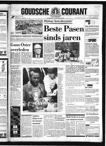 Goudsche Courant 1984-04-24