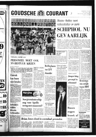 Goudsche Courant 1969-07-03