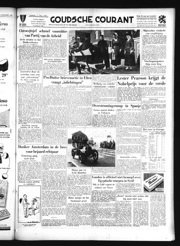 Goudsche Courant 1957-10-15