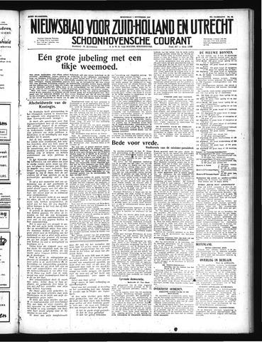 Schoonhovensche Courant 1948-09-01