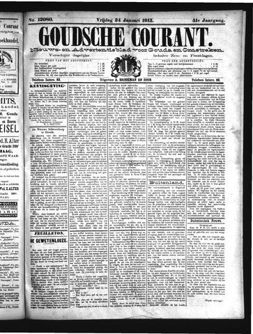 Goudsche Courant 1913-01-24