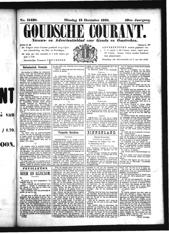 Goudsche Courant 1910-12-13