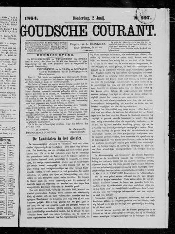 Goudsche Courant 1864-06-02