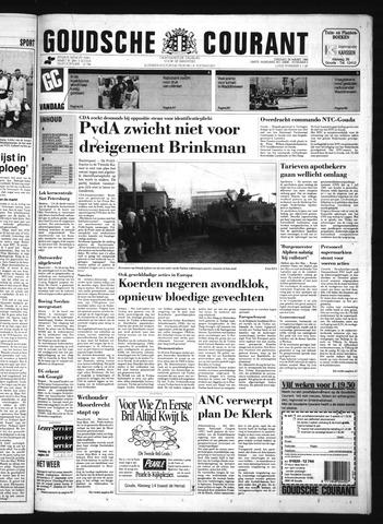 Goudsche Courant 1992-03-24