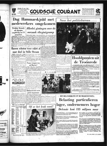 Goudsche Courant 1961-09-19