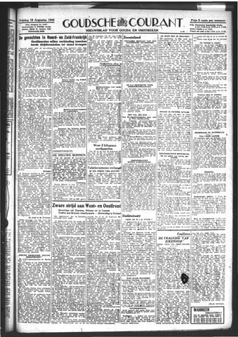 Goudsche Courant 1944-08-18