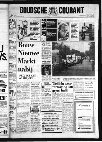 Goudsche Courant 1984-06-09