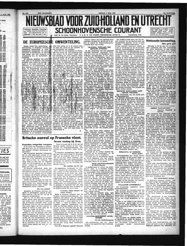 Schoonhovensche Courant 1940-07-05