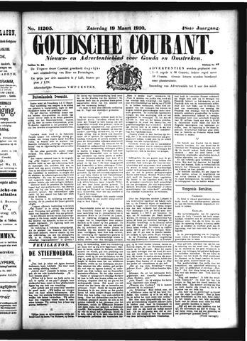 Goudsche Courant 1910-03-19