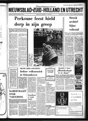 Schoonhovensche Courant 1976-09-03