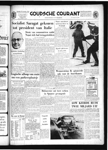 Goudsche Courant 1964-12-29