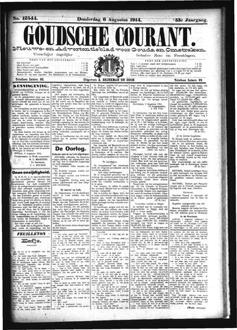 Goudsche Courant 1914-08-06