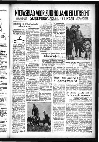 Schoonhovensche Courant 1955-04-08