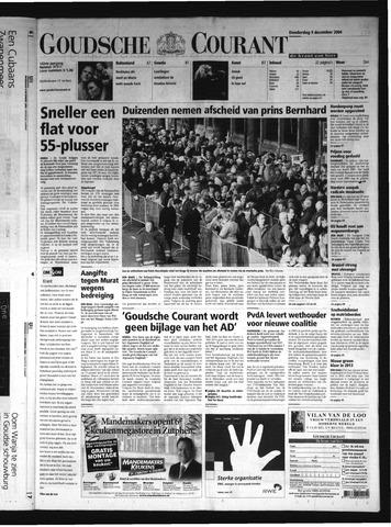 Goudsche Courant 2004-12-09