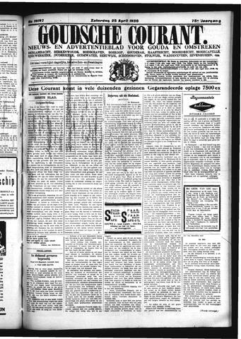 Goudsche Courant 1936-04-25