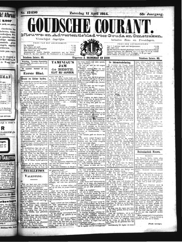Goudsche Courant 1914-04-11