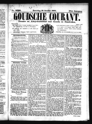 Goudsche Courant 1908-10-10