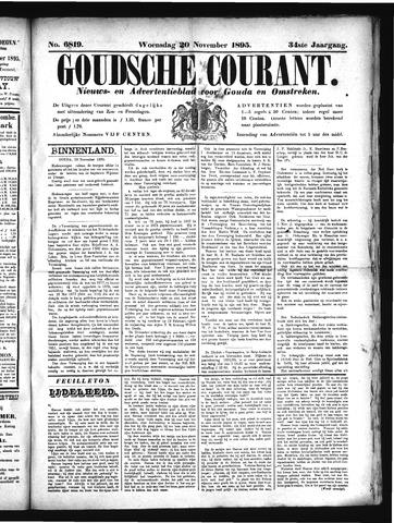Goudsche Courant 1895-11-20